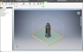 a tool in inventor that allow us to quickly generate the mesh file we need for our 3d printers and even send a file directly to the printer for use
