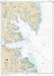 Chesapeake Bay Maps Charts Noaa Chart Chesapeake Bay Mobjack Bay And York River Entrance 12238