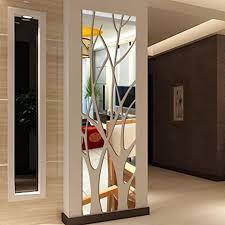 Die einfachste variante ihre wohnzimmerwände modern zu gestalten, ist die gestaltung mit tapeten. Wandaufkleber Diy 3d Spiegel Venmo Modern Wohnkultur Wandtattoo Aufkleber Abnehmbar Tapete Fur Wohnzimmer Schlafzimmer Amazon De Kuche Haushalt