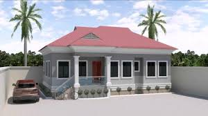 3 bedroom house design in nigeria