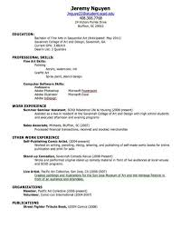 How To Write A Resume For A Job How To Write A Resume For A Job Oloschurchtp 9