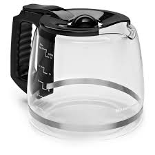 com kitchenaid 12 cup glass carafe kcm11gc kitchen aid coffee carafe kitchen dining