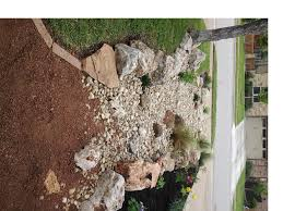 Small Picture Dry creek bed between two houses with a decomposed granite wash