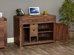 hidden home office. Baumhaus Shiro Walnut Hidden Home Office I