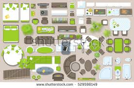 Furniture Clipart Plan View  Pencil And In Color Furniture Furniture Clipart For Floor Plans