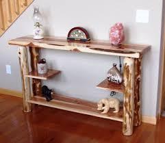 log furniture ideas. Furnitures:Handcrafted Cedar Log Furniture Idea Handcrafted Ideas