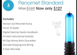 Penomet Size Chart Penomet Review Gaiter System And Awesome Results
