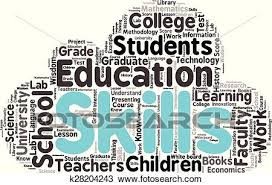 Clipart Of Words Cloud Related To Education And Relevant K28204243
