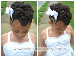 Hairstyles For Little Kids Easter Hairstyles For Little Girls With Natural Hair Curlynikki