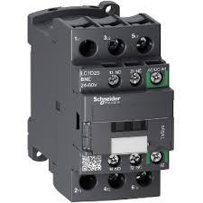 lc1d25bne tesys d contactor 3p 25a ac 3 up to 440v coil 24 60v ac schneider electric lc1d25bne image