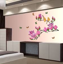 Small Picture New Way Decals Wall Sticker Floral Botanical Wallpaper Price in