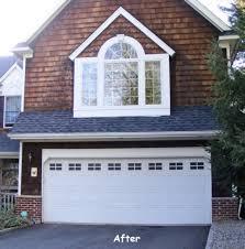 faux windaux decorative garage door windows double kit