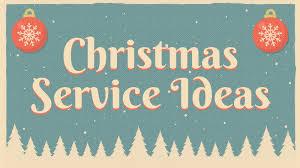 Christmas Program Theme Eleven Amazingly Creative Christmas Service Ideas For Church