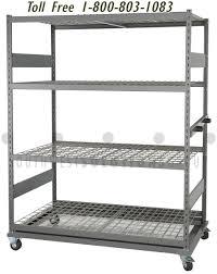 big wide rack solid steel shelf storage