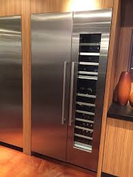 thermador wine column 24. thermador 24quot fridge and 18quot wine column we39re thinking this cooler 24