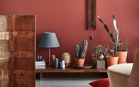 Earthy furniture Decor We Think Using Combining Earthy Red Colors With Blue Accent Colors And Dark Wood Furniture Is Ikea Trend Forecast Earthy Tones And Southern Vibes