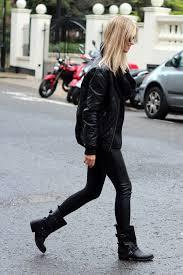Biker Girl   Rock'n'Roll ✮   Pinterest   Biker girl and Girls & TREND: Biker boots voor die ultieme rock chick look Adamdwight.com
