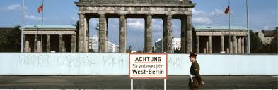 berlin wall cold war com the brandenburg gate in east berlin