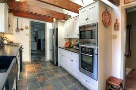 white country galley kitchen. Perfect Kitchen Galley Kitchens With White Cabinets Amazing Country Kitchen  Traditional  And White Country Galley Kitchen A