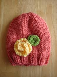 Free Knitting Patterns For Baby Hats Magnificent Inspiration