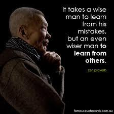 Learning From Mistakes Quotes Amazing Quotes About Learning From Mistakes 48 Quotes