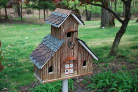 image of decorative bird houses cool picture