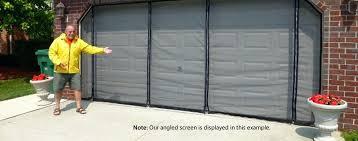 garage door screen door garage door screens sliding screen doors for garage door opening