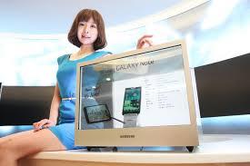See Thru Tv Samsung Transparent And Tiling Screens Go Square Slashgear