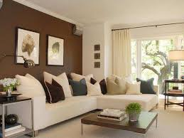 Brown Color Contrast Wall Home Decoration Colour Paint Homes Stunning Home Decoration Painting Collection