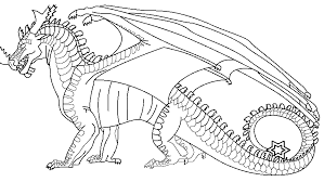 Small Picture Image DreamWing lineart royalpng Wings of Fire Fanon Wiki