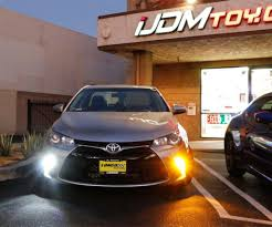 2007 Toyota Camry Daytime Running Lights How To Convert Toyota Camry Turn Signal Lights To Led Drl