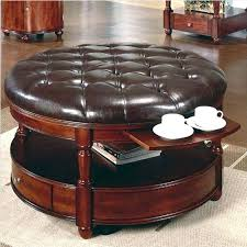 leather coffee table ottoman leather coffee table with storage coffee table leather ottoman coffee table ottoman