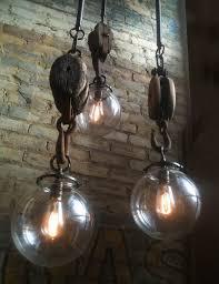 repurposed lighting. Repurposed Vintage Items As Pendant Lights Eclectic Lighting E