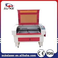 suke 9060 acrylic leather wood laser engraving machine