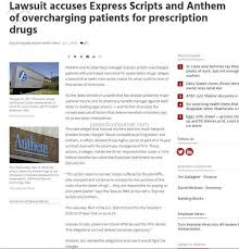 Express Scripts Customer Service Express Scripts Icing On The Cake After Getting Laid Off