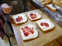 Image result for jam and bread