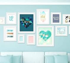 photo gallery frames set wall art wall picture frame sets gallery frames stylish brass photo frame