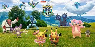 Pokemon Go Fest 2021 Ngày, Thời gian, Giá vé, Phần thưởng, Shinies, Sinh  sản và hơn thế nữa