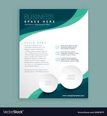 Pamphlet And Brochure Business Flyer Pamphlet Brochure Design Template