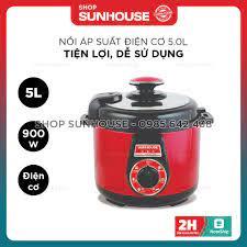 Nồi áp suất điện đa năng SUNHOUSE SHD1552