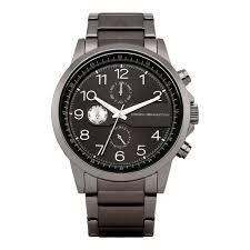 buy fcuk silver men watch id fc1131umgn online titan