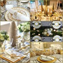 Christmas Table Settings Round-Up: 27 Fabulous Ideas   Decorating Files    #christma