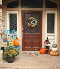 Fall Porch Decorating Pictures Of Fall Decorated Front Porches Decoto