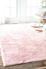light pink area rugs inspiring rug for nursery round