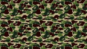Bape Pattern Magnificent BAPE Wallpapers Group 48