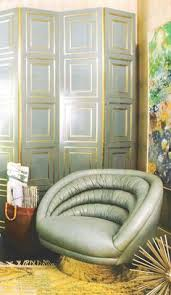 home decor trend folding screens room dividers kelly wearstler find this pin and more on bourgeoisie chairs