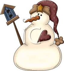 country snowman face clipart. Simple Clipart Inside Country Snowman Face Clipart