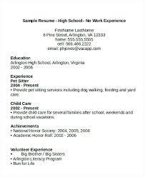 Education Resume Templates Doc Free Premium Templates Sample High ...
