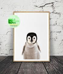 penguin print penguin wall art nursery wall art decor black on penguin wall art for nursery with penguin print penguin wall art nursery wall art decor black