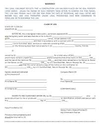 Lien Release Form Best How To Fill Out A Lien Niesen Price Worthy Campo PA